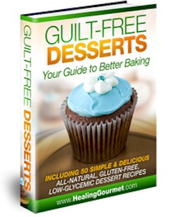 Fat burning brownies Guilt free Desserts, all natural gluten free low glycemic Dessert recipes your guide to better baking