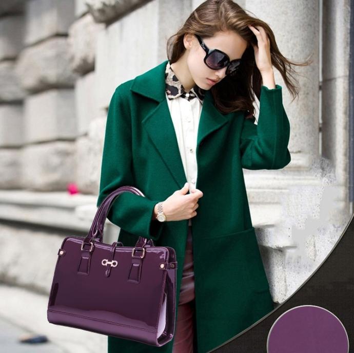 Trendy handbags