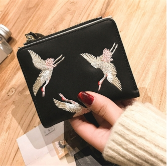 trendy handbags,Passport Wallet Animal Prints Travel Wallet Casual Passport Cover Hasp Leather Card Holder Short Ladies Leather Wallets