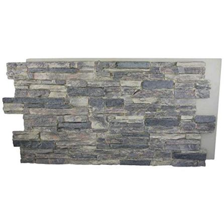 Faux Grand Heritage Stack Stone Panel